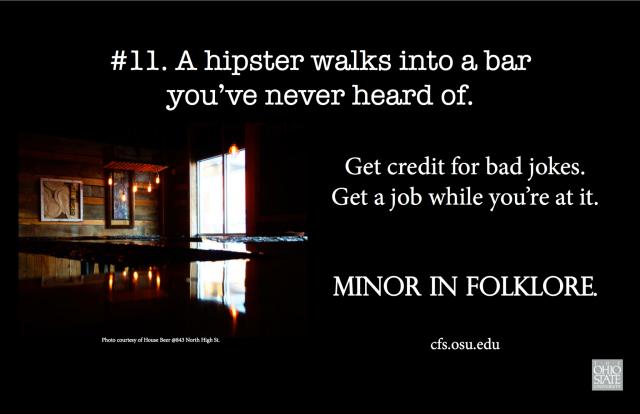 Folklore Ads (Ohio State University)